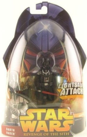 #11 Darth Vader Star Wars Revenge of the Sith 3.75""