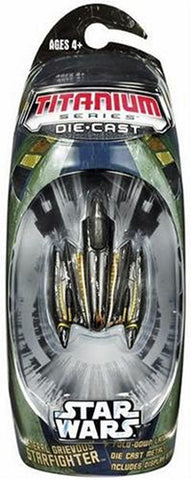 General Grievous' Starfighter Titanium Series Scaled Model Vehicle (2006)