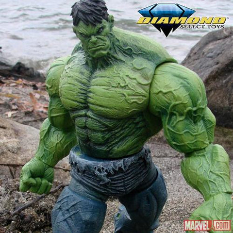 Marvel Select Diamond Select Incredible Hulk (Loose)