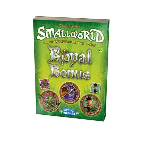 Royal Bonus Small World Mini Expansion