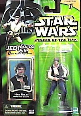 Han Solo Death Star Escape Power of the Jedi