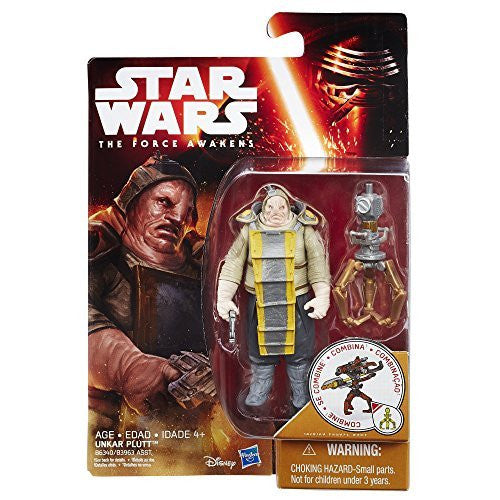 Unkar Plutt Star Wars The Force Awakens 3.75""