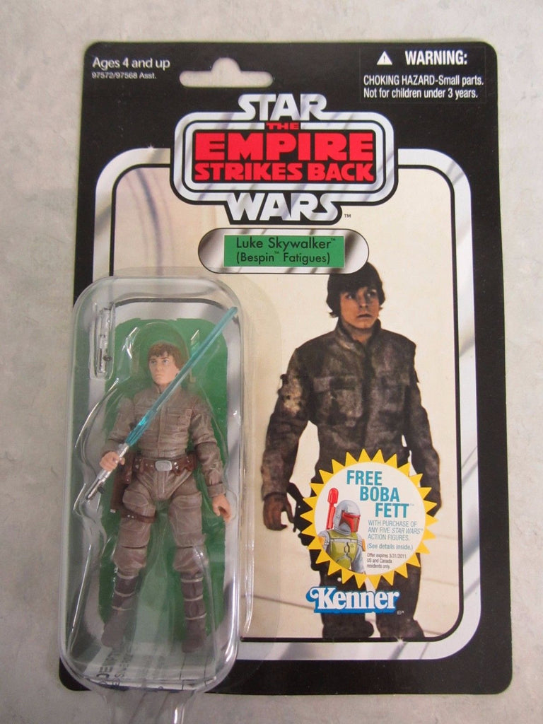 Luke Skywalker Bespin Fatigues VC04 3.75""