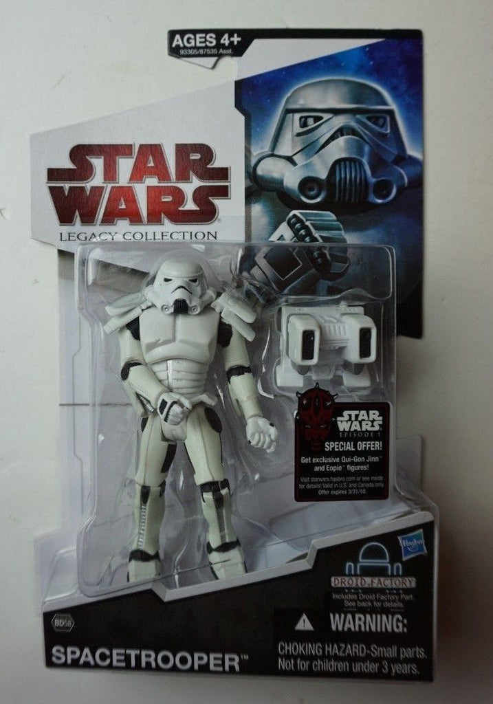 BD58 Spacetrooper Legacy Collection 3.75""