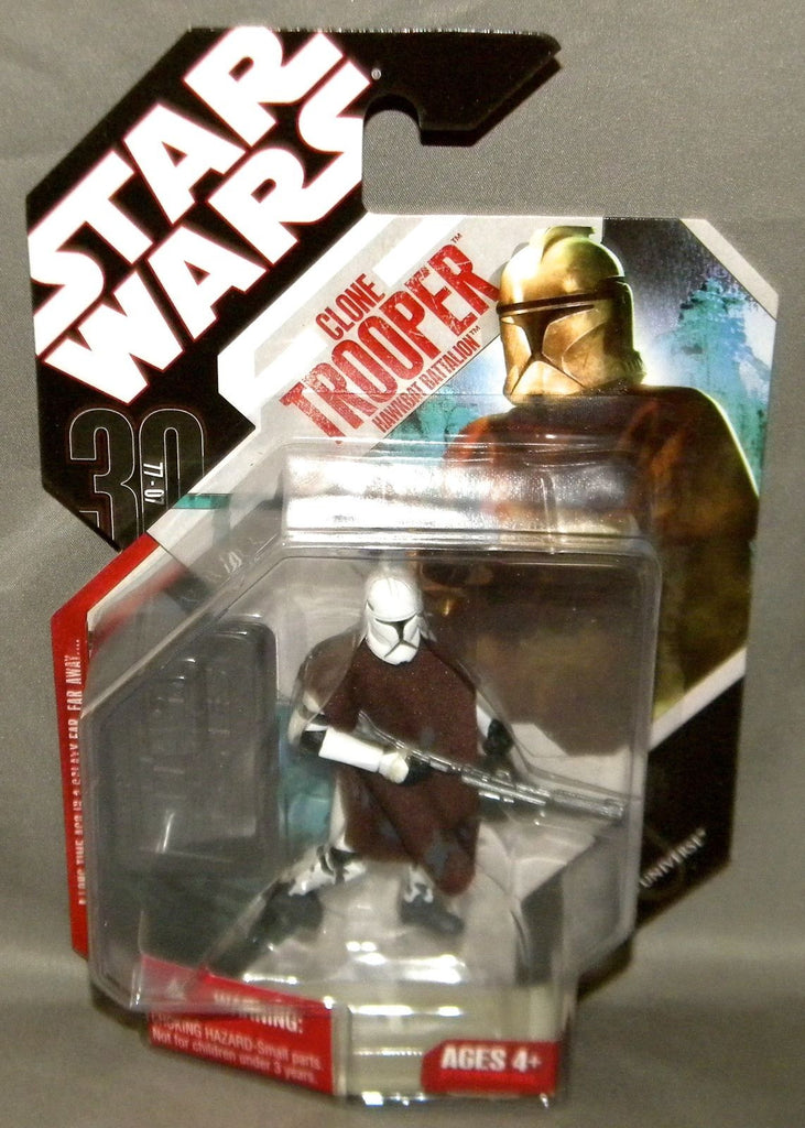 Clone Trooper Hawkbat Battalion 30th Anniversary 3.75""