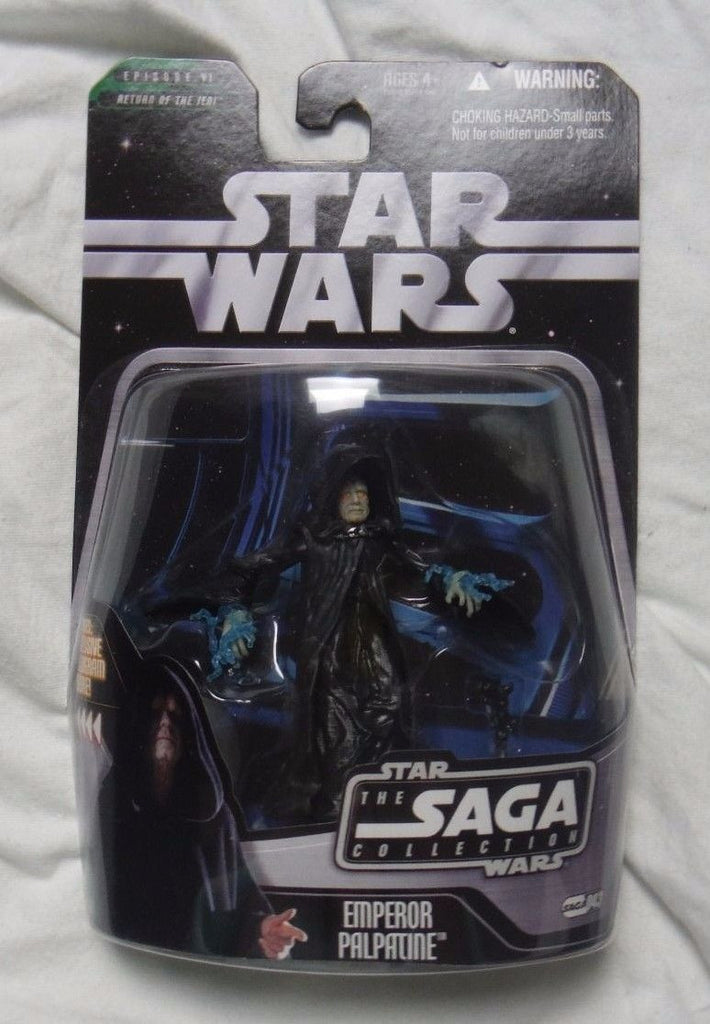 #043 Emperor Palpatine Star Wars The SAGA Collection 3.75""