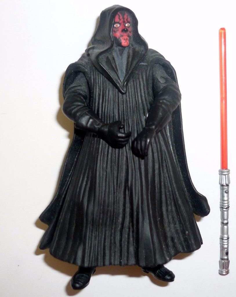 "Darth Maul Saga Series 2004 3.75"" Loose"