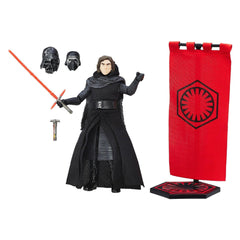 Kylo Ren (SDCC Exclusive) Black Series 6""