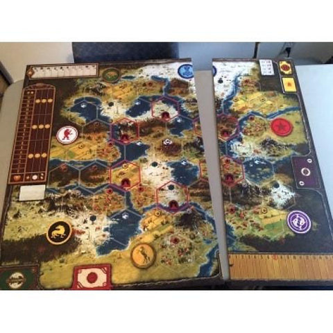 Scythe - Board Game Extension