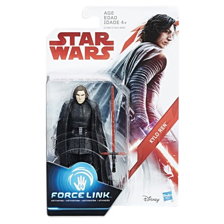 Kylo Ren Star Wars Force Link 3.75""