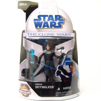 No 1 Anakin Skywalker Clone Wars 3.75""