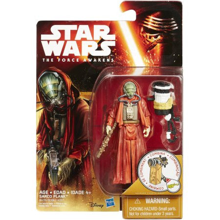 Sarco Plank Star Wars The Force Awakens 3.75""