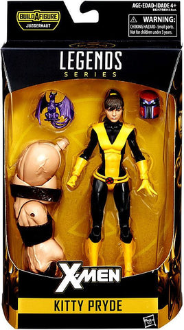 Kitty Pryde X-Men Marvel Legends 6""