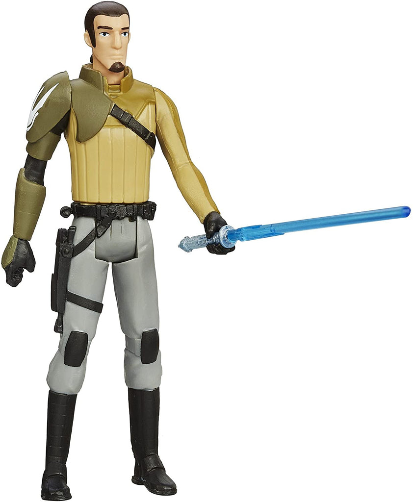 "Kanan Jarrus Star Wars Rebels 3.75"" Loose"