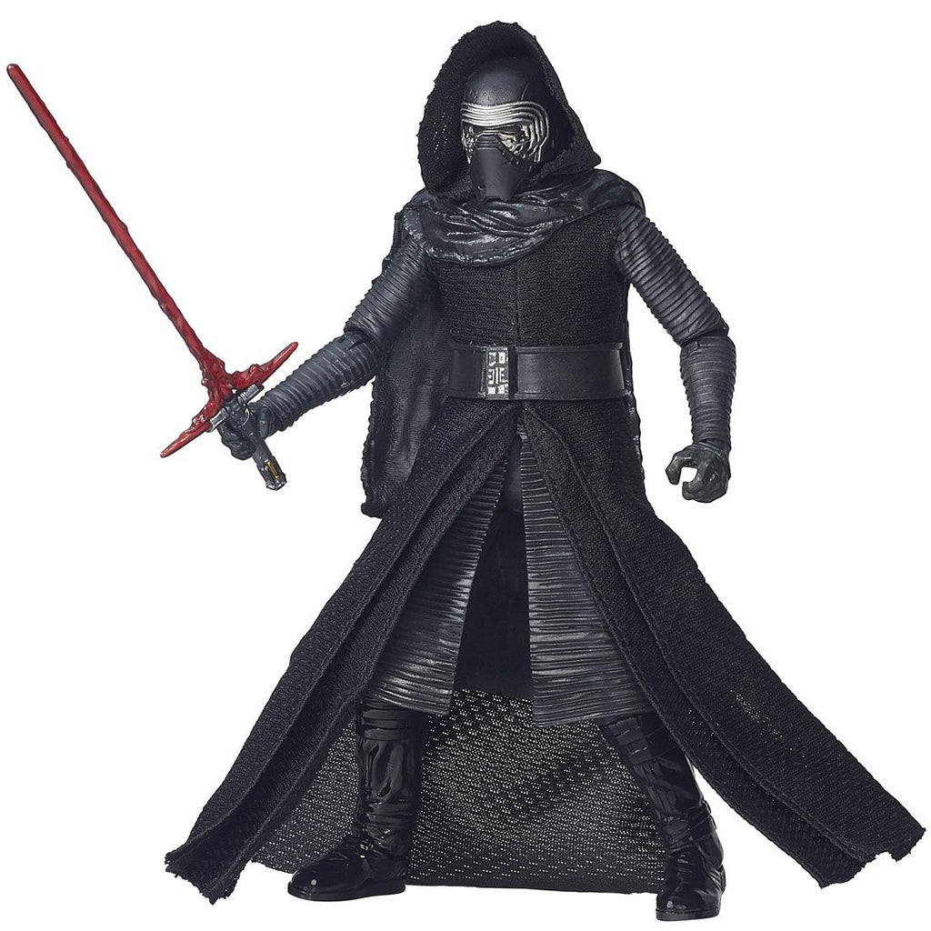 "Kylo Ren Star Wars Black Series 6"" Loose"