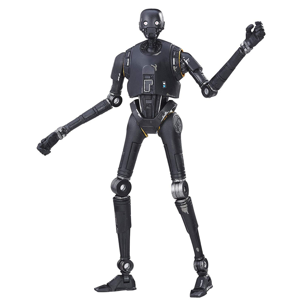 "#24 K-2SO Black Series 6"" Loose"