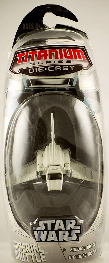 Imperial Shuttle Titanium Series Scaled Model Vehicle