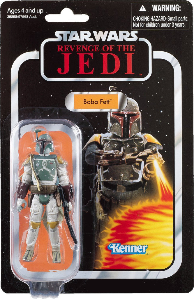 VC09 Boba Fett Star Wars The Vintage Collection 3.75""