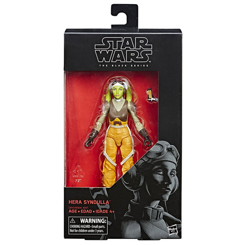 #42 Hera Syndulla Star Wars Black Series 6""