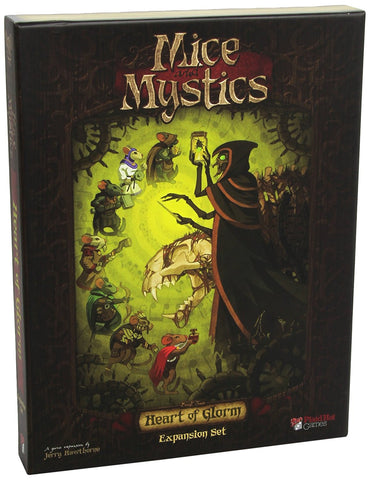 Mice and Mystics Heart of Glorm Expansion