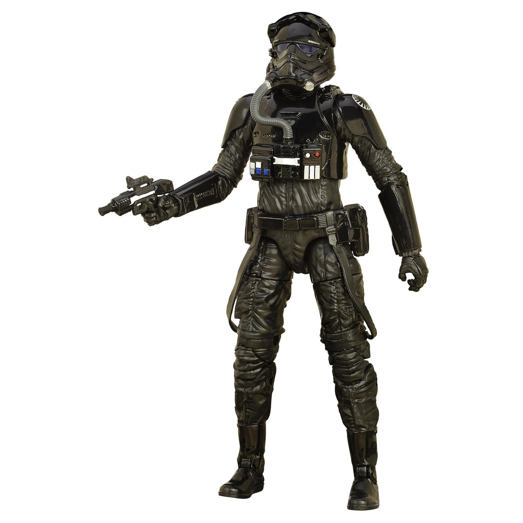 "First Order TIE Fighter Pilot Black Series 6"" Loose"