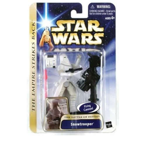 #19 Snowtrooper The Empire Strikes Back 3.75""