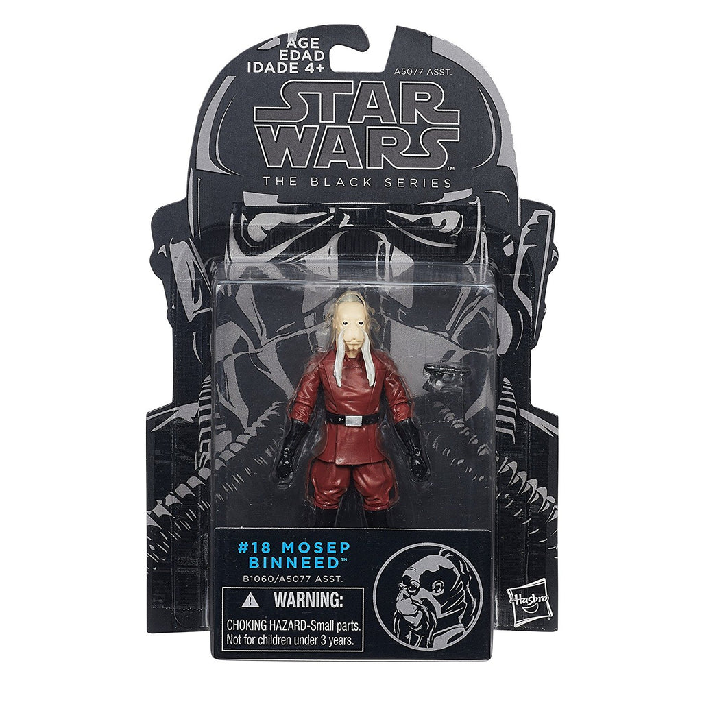 #18 Mosep Bineed Star Wars Black Series 3.75""