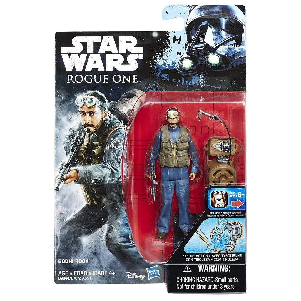 Bodhi Rook Star Wars Rogue One 3.75""