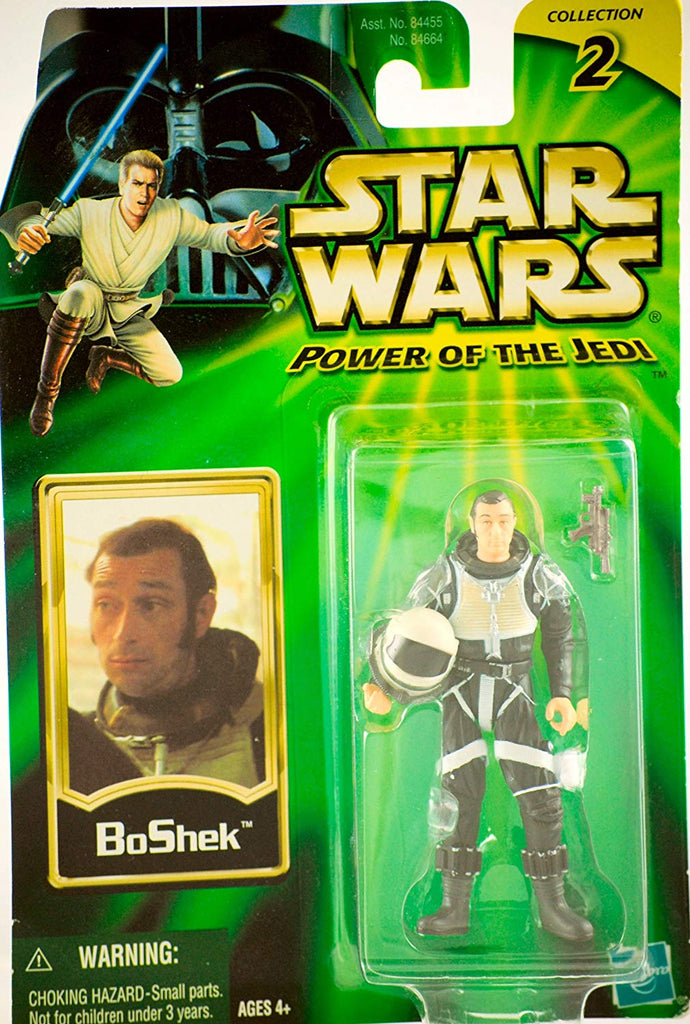 BoShek Star Wars Power of the Jedi 3.75""
