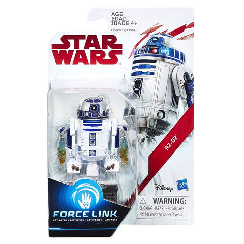 R2-D2 Star Wars Force Link 3.75""