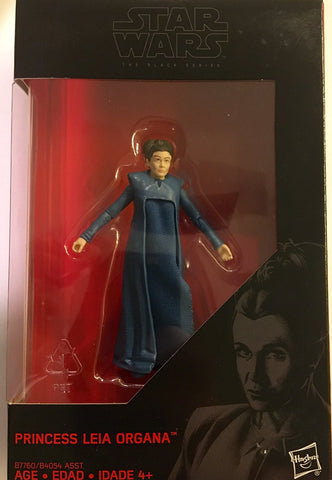 "Princess Leia Organa 3.75"" Black Series"