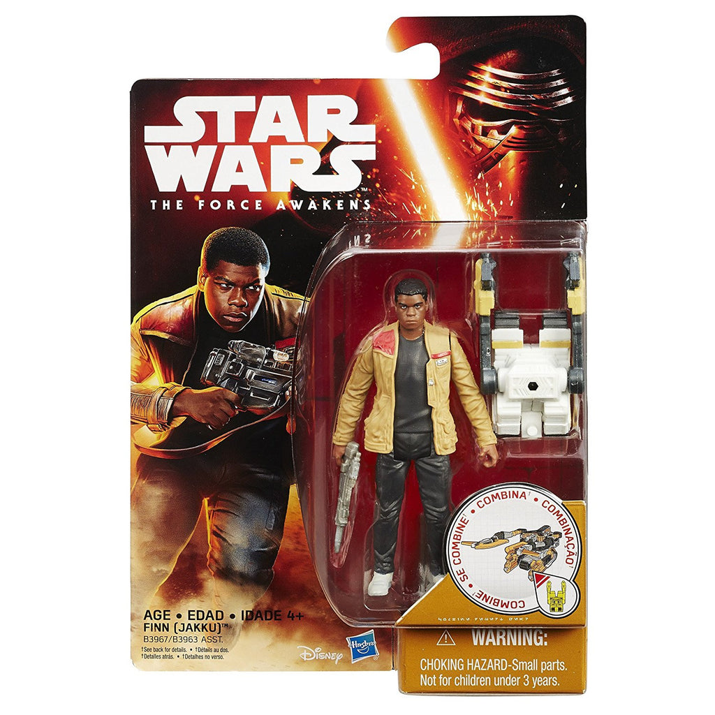 Finn (Jakku) Star Wars The Force Awakens 3.75""