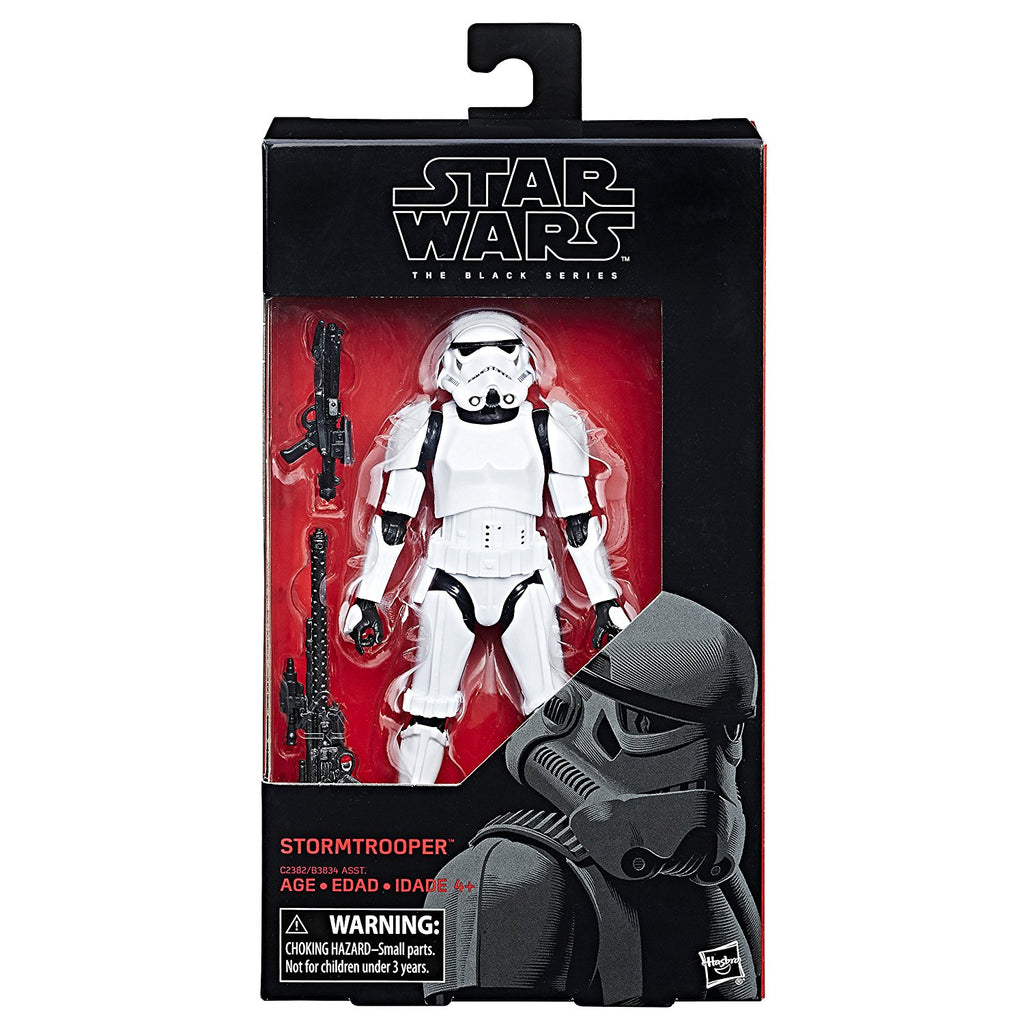 #48 Stormtrooper Star Wars Black Series 6""
