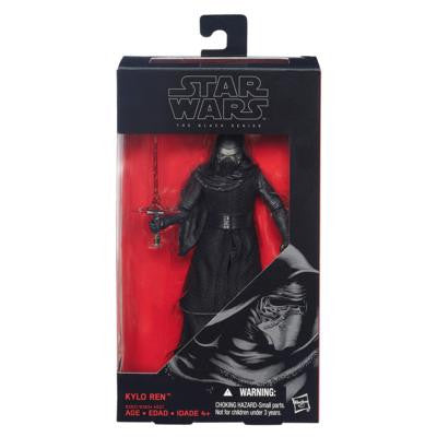 #03 Kylo Ren Star Wars Black Series 6""
