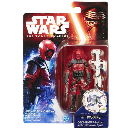 Guavian Enforcer Star Wars The Force Awakens 3.75""