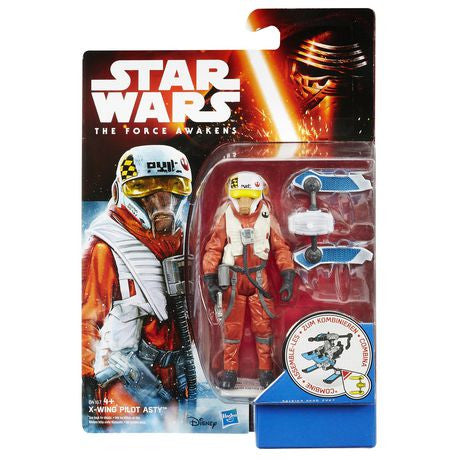 Asty Star Wars The Force Awakens 3.75""