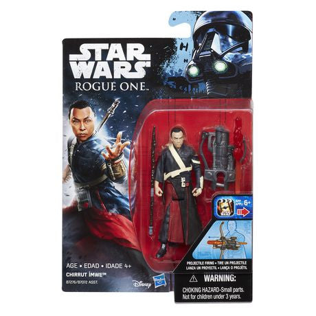 Chirrut Imwe Star Wars Rogue One 3.75""