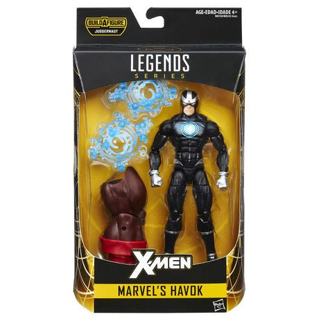 Marvel's Havok X-Men Marvel Legends 6""