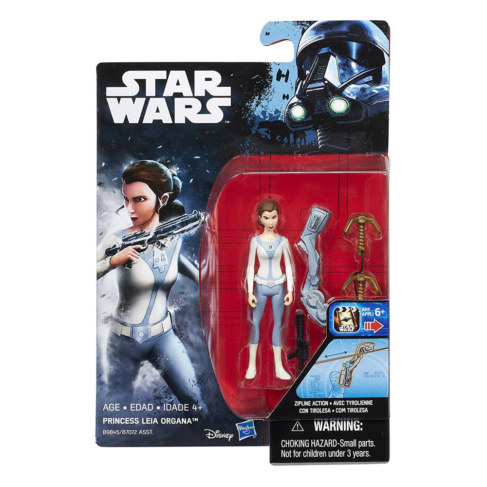 Princess Leia Organa Star Wars Rogue One 3.75""