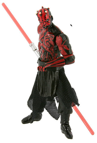 "BD05 Darth Maul The Legacy Collection 3.75"" Loose"