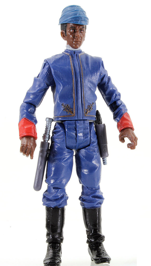 "BD50 Cloud City Wing Guard [Sergeant Edian] Star Wars Legacy Collection 3.75"" Loose"