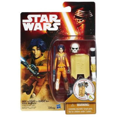 Ezra Bridger Star Wars Rebels 3.75""