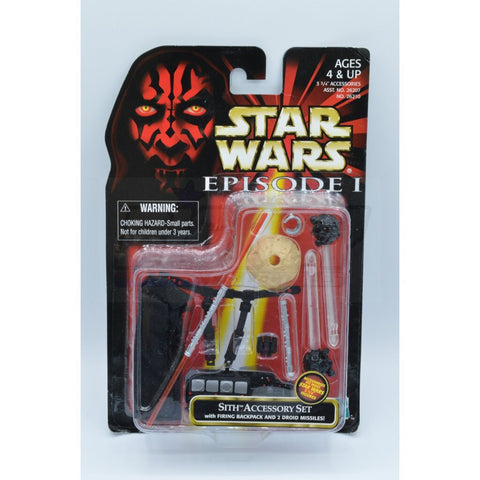 Sith Accessory Set Star Wars Episode I 3.75""
