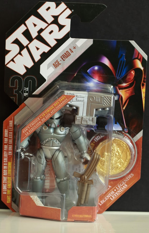 Darktrooper Star Wars 30th Anniversary 3.75""