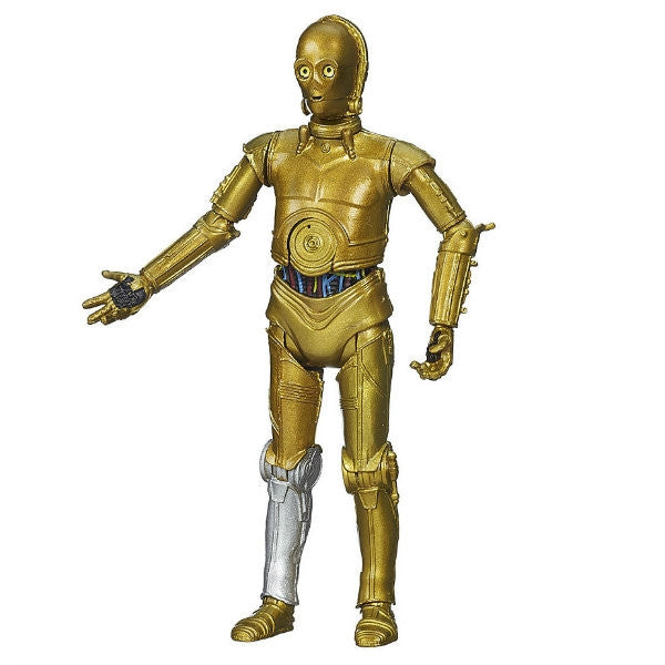 "C-3PO The Black Series 3.75"" Loose"