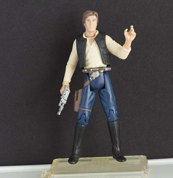 Han Solo Flight to Alderaan Star Wars Saga Loose