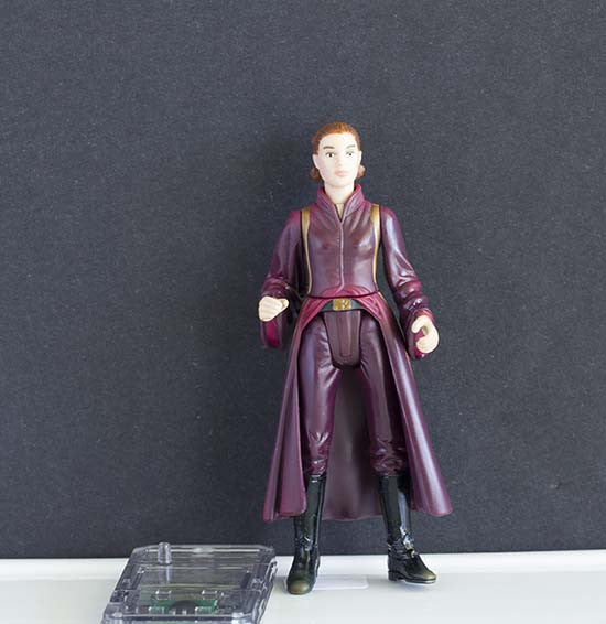 "Queen Amidala Naboo Episode 1 3.75"" Loose (incomplete)"