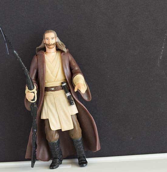 QUI-GON JINN- STAR WARS EPISODE I COLLECTION, 1999
