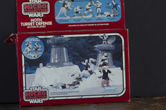 Vintage Star Wars Micro Collection Hoth Turret Defense Playset (NEVER OPENED)