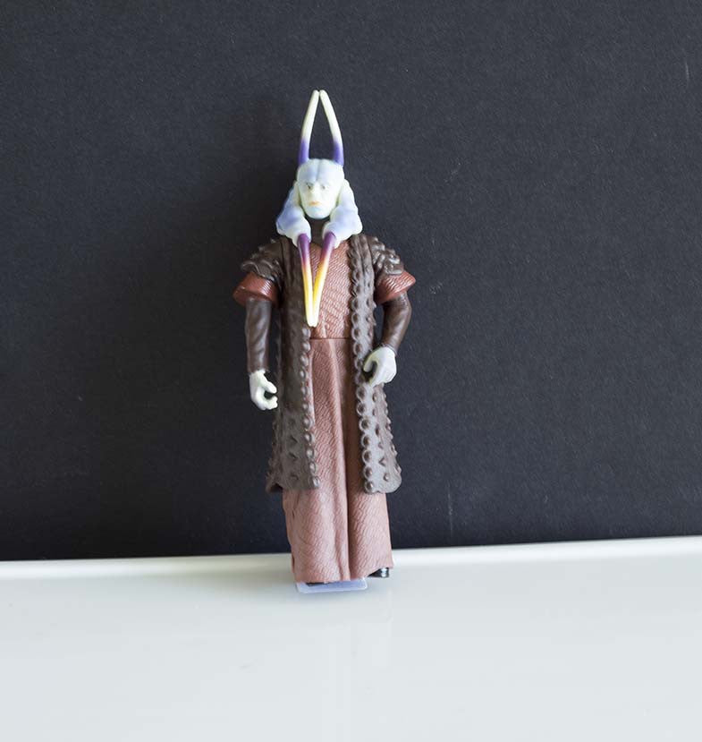 "Mas Amedda Power of the Jedi 3.75"" Loose"